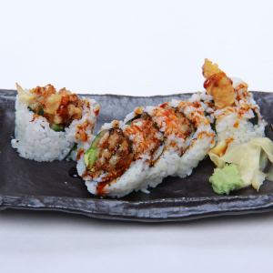 Spider Roll (5 pcs)