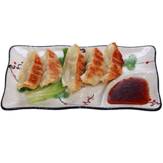 Deep Fried Gyoza (5 pcs)