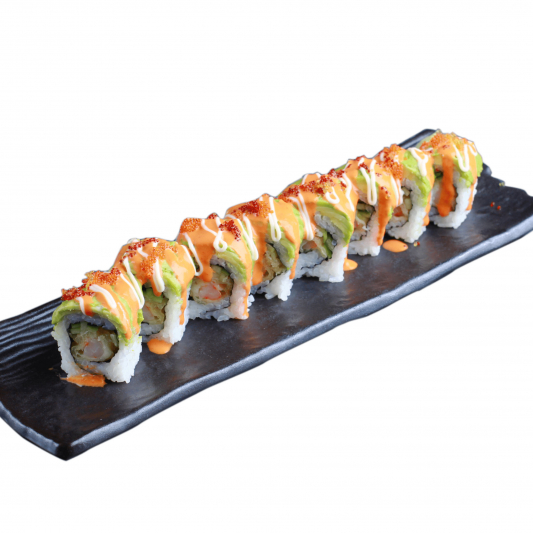 Caterpillar Roll (8 pcs)
