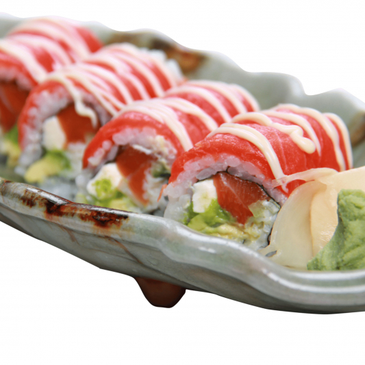 Philadelphia Roll (8pcs)