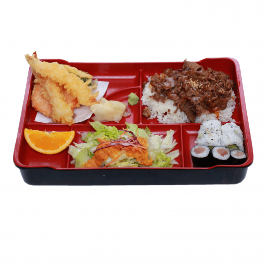 Beef Teriyaki Box
