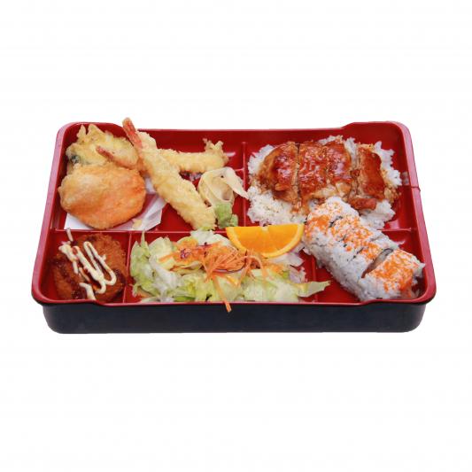 Chicken Teriyaki Dinner Box