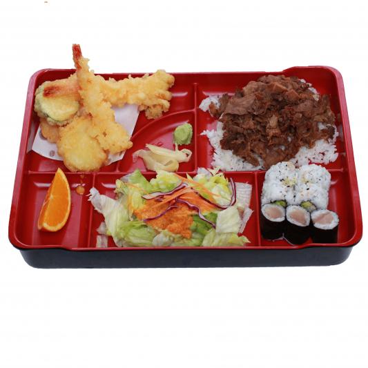 Beef Syogayaki Box