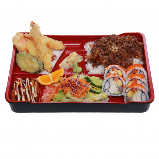 Beef Teriyaki Dinner Box