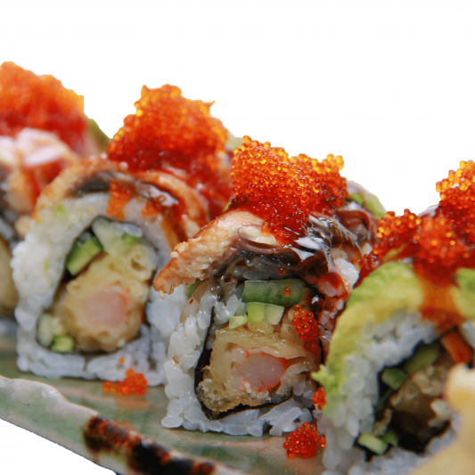 Kiku Roll (8pcs)