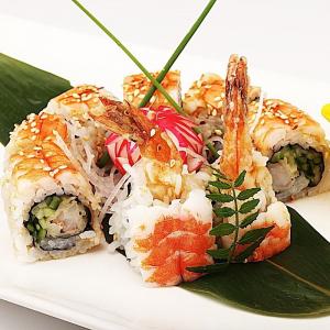 46. Killer Shrimp Roll (8 pcs)