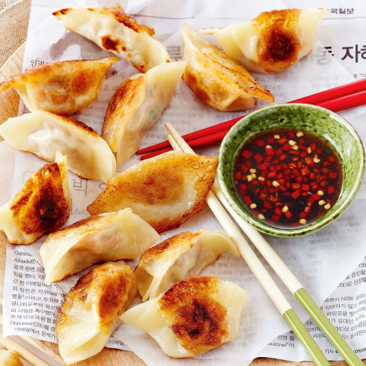 17. Fried Beef Dumpling (6pcs)