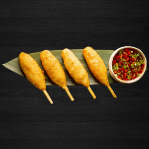 62. Minced Shrimp On Sugarcane (1)