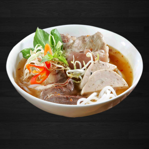 50. Spicy Beef Noodle In Soup