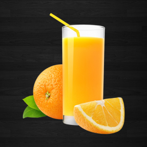 3. Fresh Squeezed Orange Juice