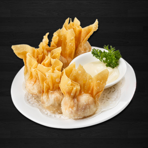 6. Deep Fried Wonton (8)