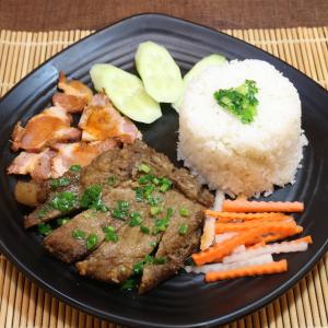 Rice Plate - Com