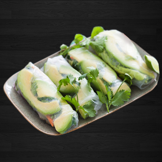 64. Avocado Salad Rolls (2)