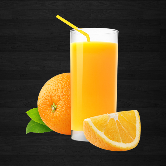 D3. Fresh Squeezed Orange Juice