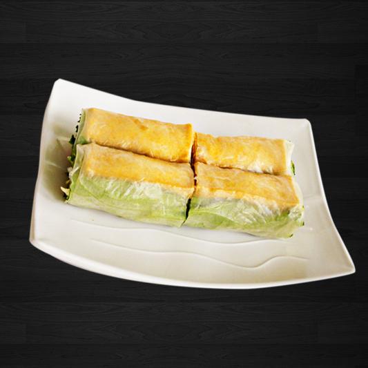 65. Tofu Salad Rolls (2)