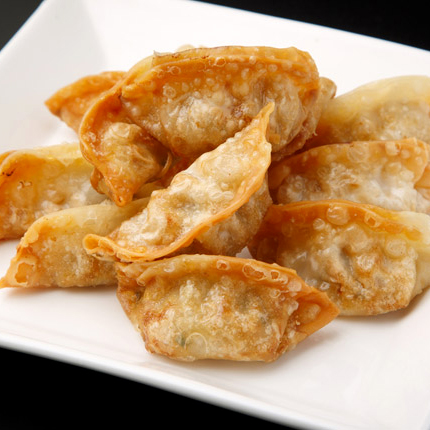 Pork Gyozas (8pcs)