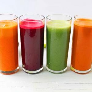 Mixed Fresh Juice