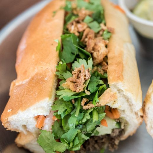 Shredded Chicken Sub