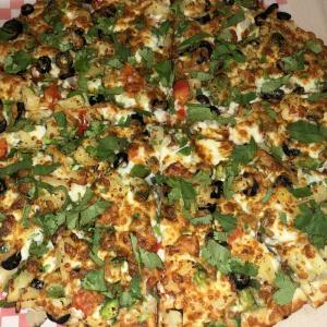 02. Veggie Special Pizza