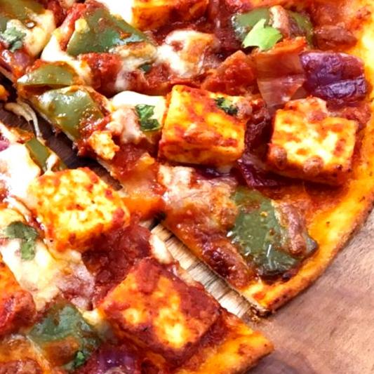 Veggie Paneer Pizza