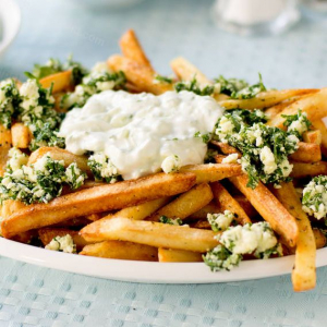 Greek Poutine