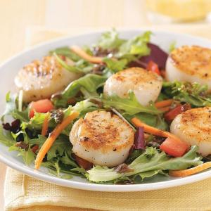 Special Scallop Salad