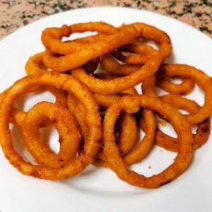 7. Onion Rings