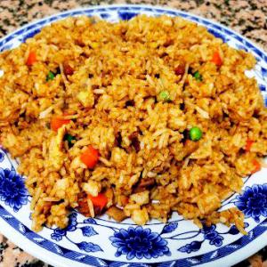 30. Pork Fried Rice