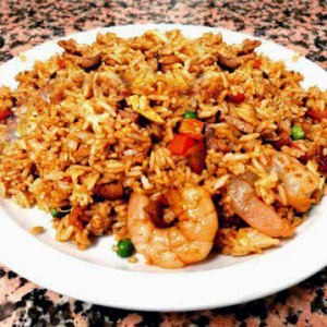 33. Deluxe Fried Rice