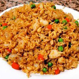 31. Shrimp Fried Rice
