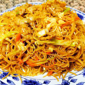 20. Beef Chow Mein