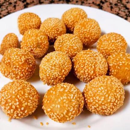 70. Sesame Balls