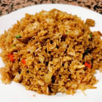 29. Chicken Fried Rice