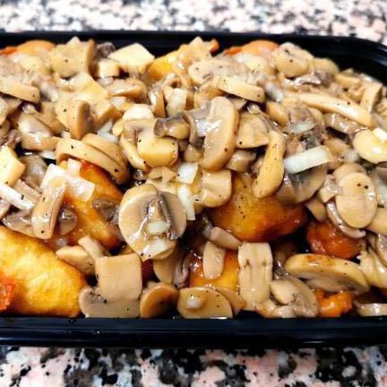 48. Chicken Mushroom Guy Kew