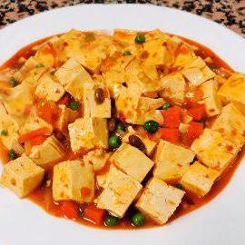 74. Spicy Tou Fu (Beancurd)