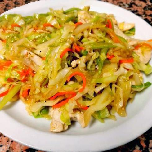 15. Chicken Chop Suey
