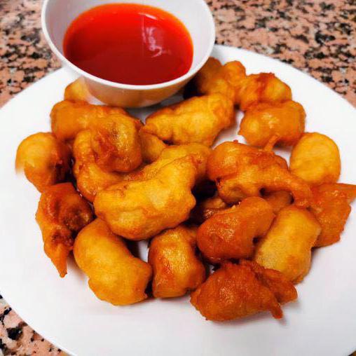 44. Sweet & Sour Chicken Balls