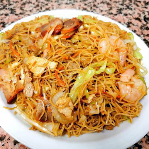 24. Deluxe Chow Mein