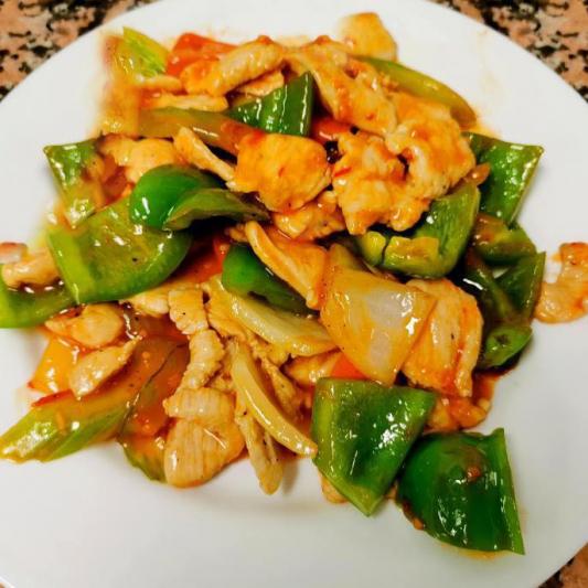51. Hot & Spicy Chicken