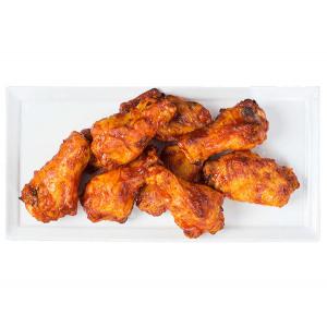 Crispy Sauced Wings