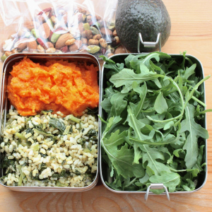 Vegetable Lunch Box (D)