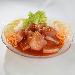 Spicy Tuna Sashimi (7 pcs)
