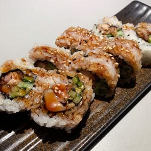 Chicken Teriyaki Roll