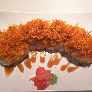 Crazy California Roll