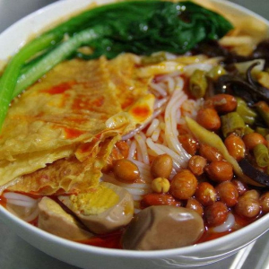 Stinky and Spicy Luosi Rice Noodles