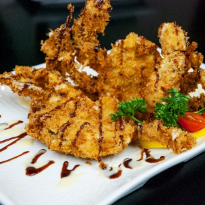 Soft Shell Crab Karaage