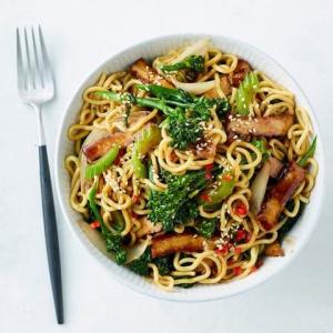 Chow Mein Vegan