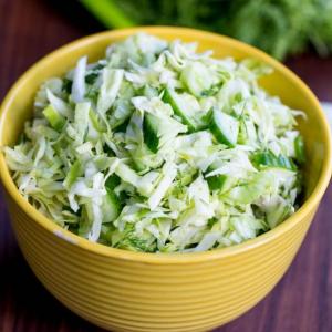 Cabbage Salad Vegan