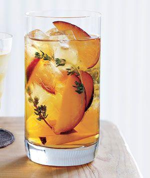 Seasoned Iced Tea