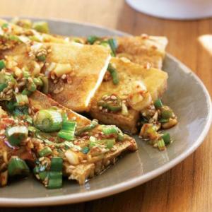 Seasoned Tofu Vegan
